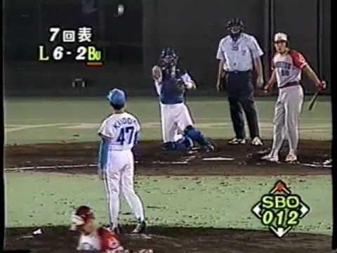 西武vs近鉄 1994年【近鉄 攻撃】...