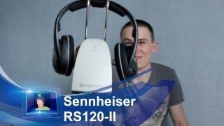 наушники SENNHEISER RS 120-8 II беспроводные