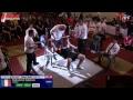 Junior Men, 93kg - 120+kg  - 2017 IPF Classic Bench Press World Championship