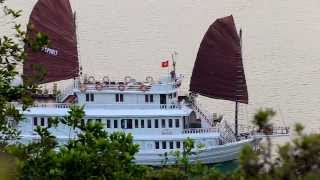 Halong Bay V'Spirit Cruises Official Video 2014