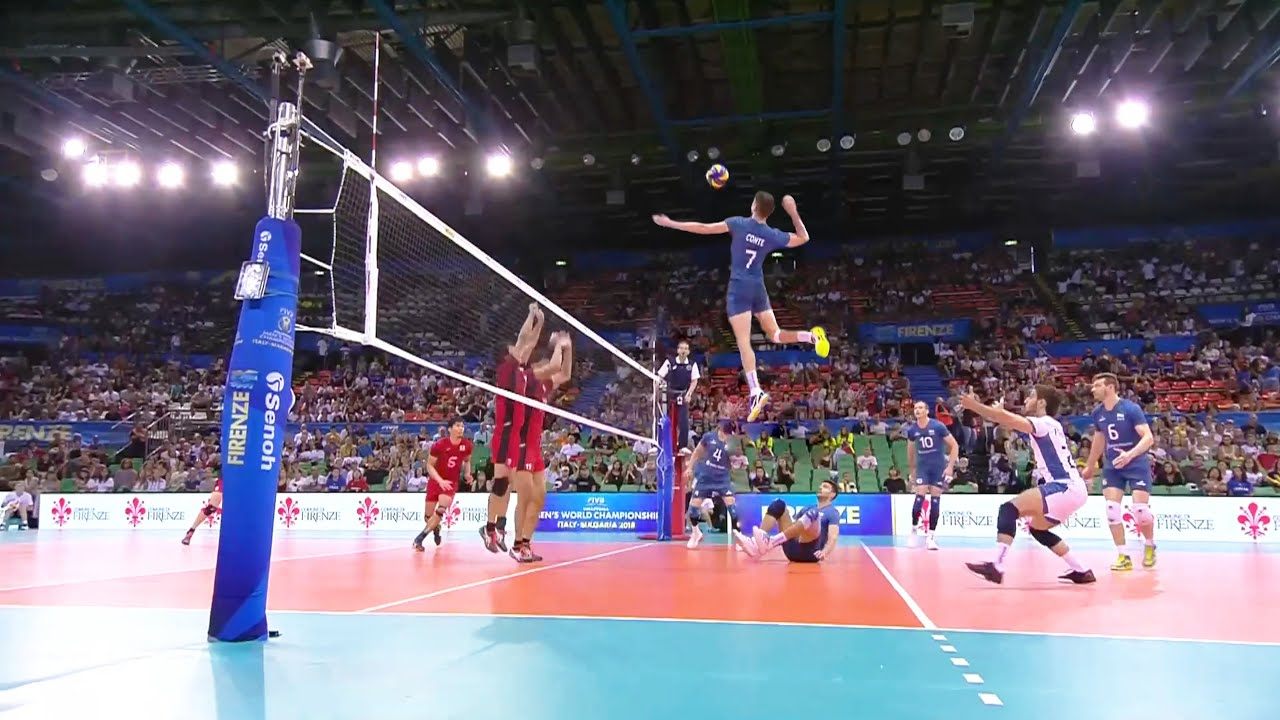 Spike: 360cm | Facundo Conte | Monster of the Vertical Jump (HD)