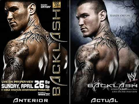 Backlash 2009 Poster Cancion