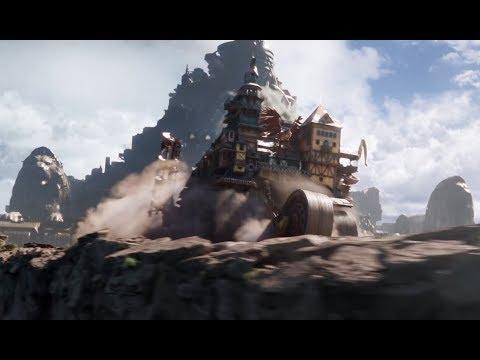 'Mortal Engines'    2018  Hera Hilmar, Robert Sheehan