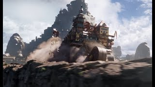 'Mortal Engines' Official Teaser Trailer (2018) | Hera Hilmar, Robert Sheehan