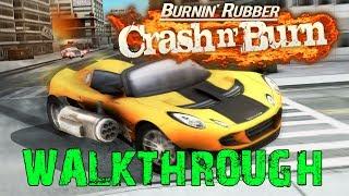 Crash and Burn Hidden Packages Walkthrough