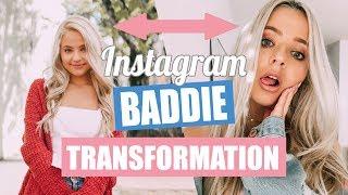 Transformation Challenge: Turning Myself into an Instagram Baddie