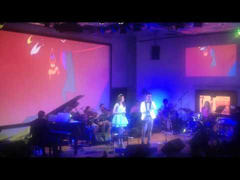 Raisa feat Barsena - A Whole New World (Aladdin)