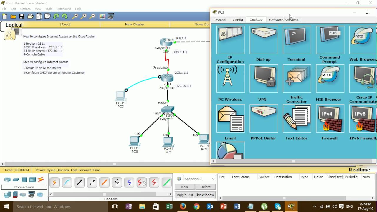 images How to Configure Internet Access for a Laptop