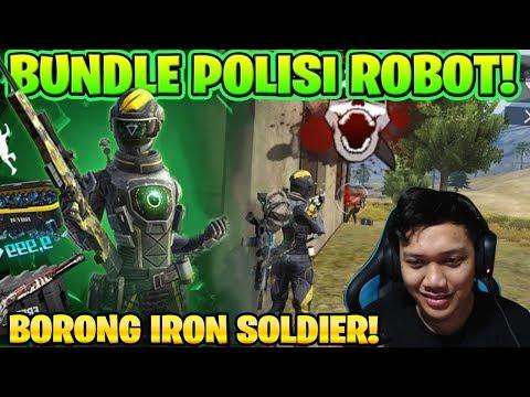 BORONG IRON SOLDIER TERBARU! ROBOT TERBARU DATANG LAGI! - Garena Free Fire