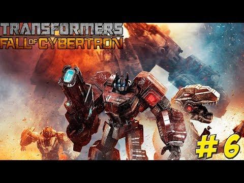 Retro Coach! Transformers: Fall of Cybertron Part 6 - YoVideogames