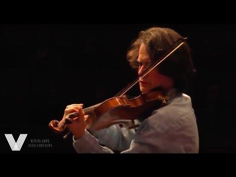 Finale Nederlands Vioolconcours 2018: categorie Oskar Back   Tim Brackman   Schumann Vioolconcert