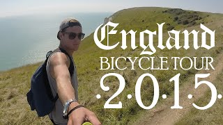 South England | Bicycle Tour August 2015
