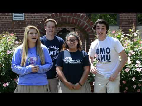 Class of 2017 Matriculation Video