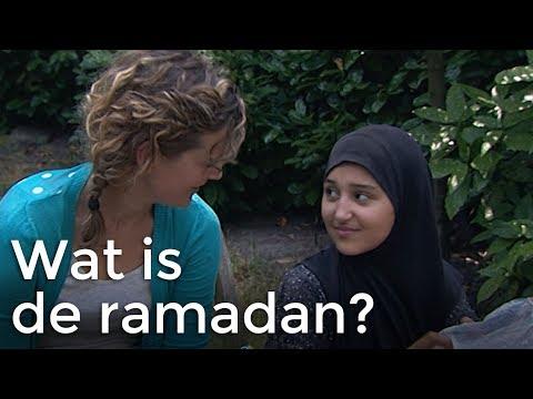 Wat is de ramadan?   Het Klokhuis