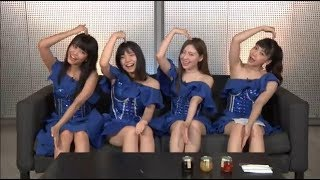 2017/08/13 9nine「SunSunSunrise」リリース直前&中野サンプラザワンマ...