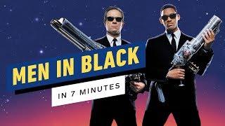 Men in Black Story Recap in 7 Minutes