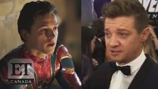 Ryan Reynolds, Jeremy Renner React To Spider-Man Exit From MCU