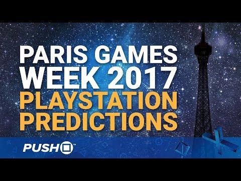 Sony PlayStation Paris Games Week 2017 Press Conference: 10 PS4 Predictions