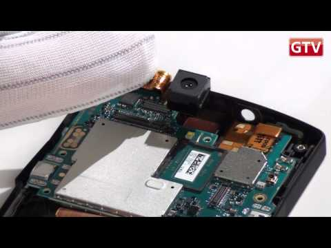 Sony Xperia S - как разобрать смартфон и его обзор