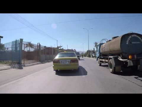 Timor Leste  Route vers Dili, Gopro / East Timor Road to Dili, Gopro