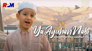 Muhammad Hadi Assegaf - YA AYYUHAN NABI (Official Music Video)