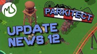 Parkitect Update News #12 L Alpha 14, 15, 16
