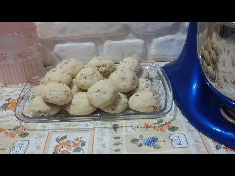 Meyveli Kurabiye/Dried Fruit Cookies/Сушеные фруктовые печенья