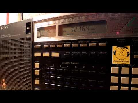 19 07 2014 Radio Ethiopia in French to EaAf 1738 on 7236,4 Addis Ababa Gedja