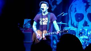 The Gaslight Anthem - Red At Night Live HD