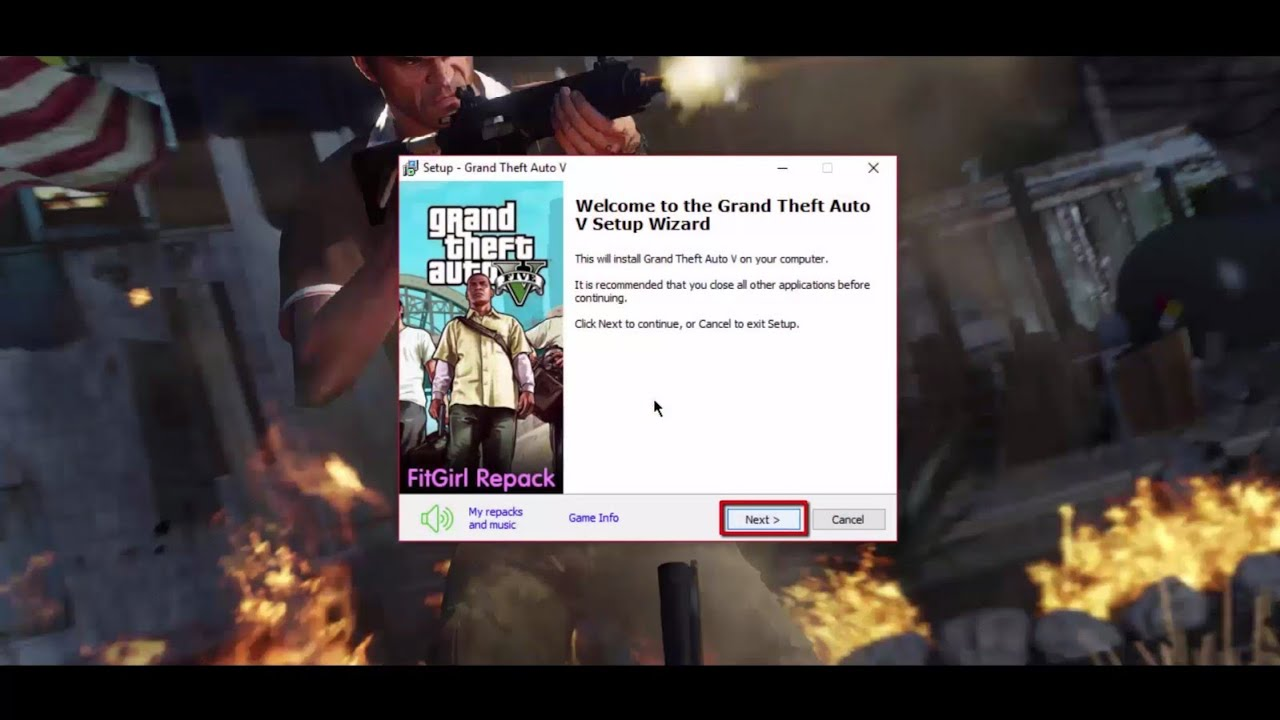 gta 5 pc setup download