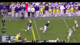 Auburn Offense vs LSU Defense 2014