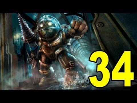 Bioshock - Part 34 - Point Prometheus (Let's Play/Playthrough/Walkthrough)  