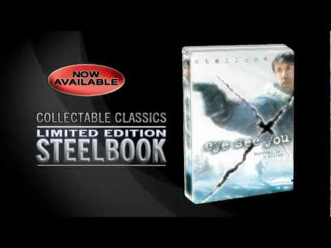 Eye See You (2002) aka D-Tox | Theatrical Trailer (HD) Sylvester Stallone