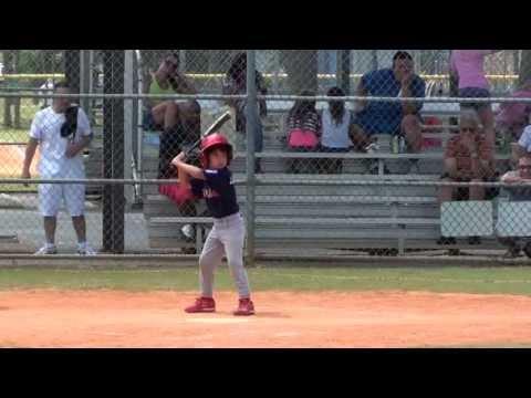 Buckingham Little League - Machine Pitch - Boston Red Sox 2013