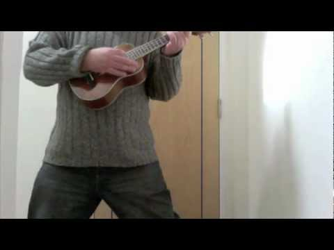 Teenage Kicks (Enhanced sound version ) - The Undertones (Ukulele Cover)