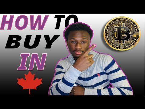 HOW TO BUY BITCOIN IN CANADA? | IN 2021