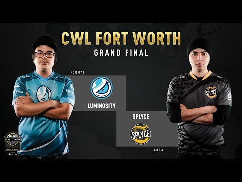 Luminosity Gaming vs Splyce | CWL Fort Worth 2019 | Day 3