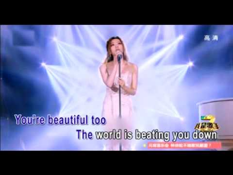 ALL OF ME by Jane Zhang (Karaoke)