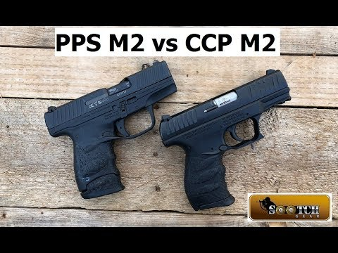 Walther PPS M2 vs CCP M2 Review