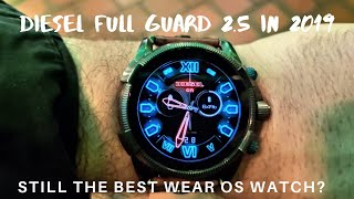 2019 Diesel On Full Guard 2.5 Revisited Review