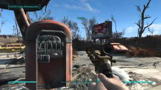 Deathclaw Pipe Pistol One Shot Kill