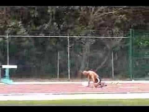 Brian Derby Hurdle Workout 1
