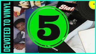 Top 5 Reasons to Buy Vinyl Records