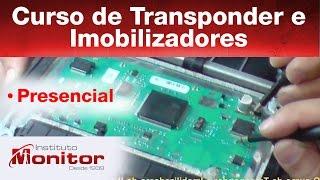 Curso de Transponder e Imobilizadores Automotivos