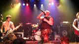 """Egypt Central- """"Locked and Caged"""" live at Hooligans NC 6/25/10"""