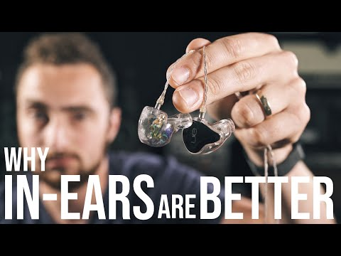 Everything You NEED To Know About Custom In Ear Monitors