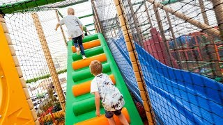 Fun Times at Busfabriken Indoor Play Center (family fun for kids) #3