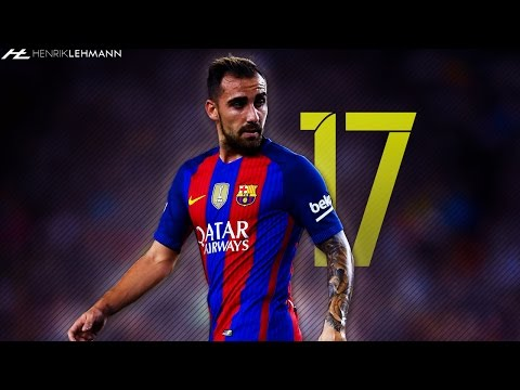 Paco Alcácer ● Goals & Assists ● 2017 HD