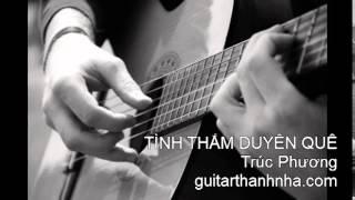 TÌNH THẤM DUYÊN QUÊ - Guitar Solo