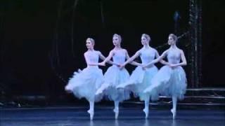Extracto Lago de los Cisnes Royal Ballet -Pas de quatre- (20...